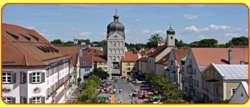 Erding - charming and diverse